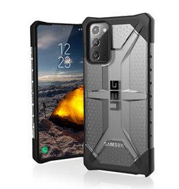 UAG UAG | Samsung Galaxy Note 20 Clear/Black (Ice) Plasma Case | 15-07451