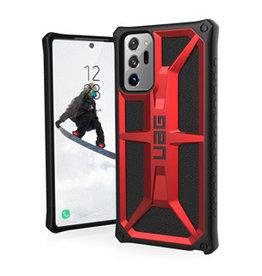 UAG UAG | Samsung Galaxy Note 20 Ultra Red/Black (Crimson) Monarch Series Case | 15-07454