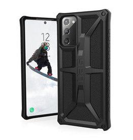 UAG UAG |  Samsung Galaxy Note 20 Black Monarch Series Case | 15-07445