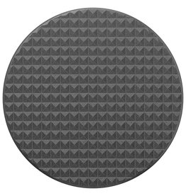 Popsockets Popsockets | PopGrip Knurled Texture Black 123-0145