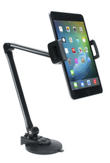 CTA Digital Ultralight Mount with clamp for Smartphones with Suction Base CTA-PAD-UAM