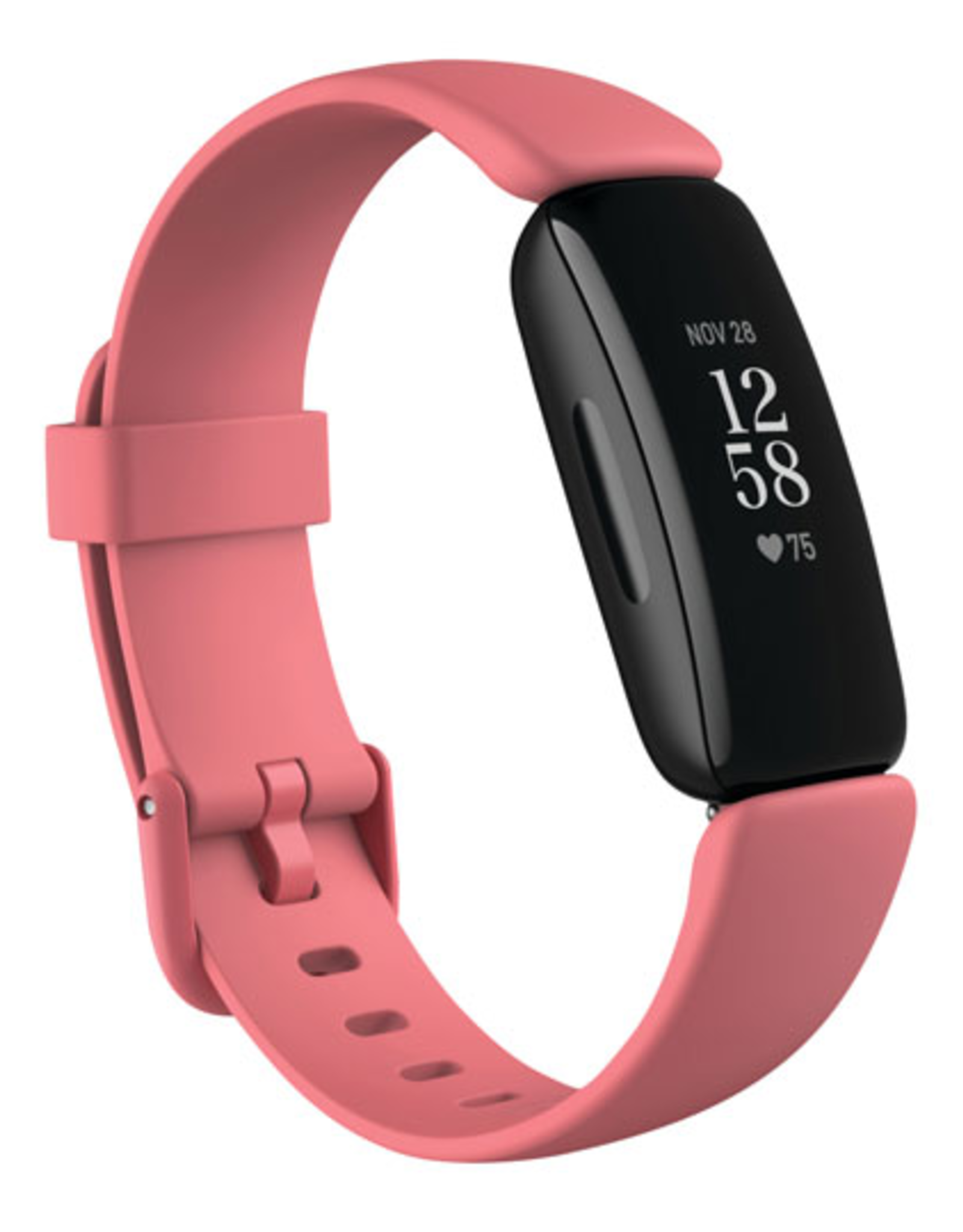 Fitbit Fitbit | Inspire 2 Black with Desert Rose Band | FB418BKCRFRCJK