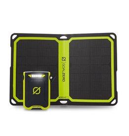 Goal Zero Goal Zero | Venture 30 Solar Kit with Nomad 7 Plus 41050