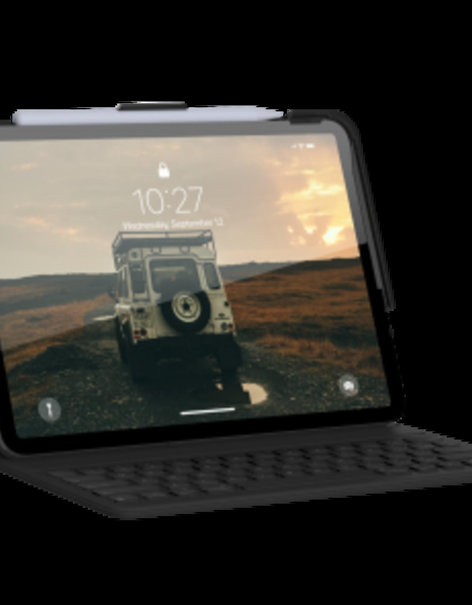 UAG iPad Air 10.9 (2020) (4th Gen)/Pro 11 (2020/2019/2018) UAG Black Scout Series Case
