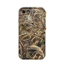 LifeProof /// LifeProof  | iPhone 8/7 Orange Realtree (Max 5) Fre case LifeProof  | 77-56793