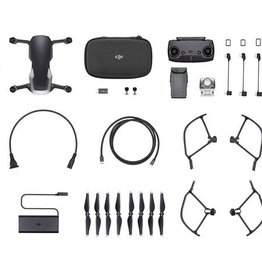 DJI /// DJI Drone Mavic Air Fly More Combo Onyx Black Drone Retail CP.PT.00000156.01