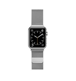 Casetify Casetify | Stainless Steel Band Silver for Apple Watch 38mm | 122-0008