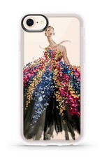 Casetify /// Casetify | iPhone 8/7/6/6s Grip Case Blooming Gown | 120-0610