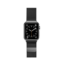 Casetify Casetify | Stainless Steel Band Black for Apple Watch 38mm | 122-0006