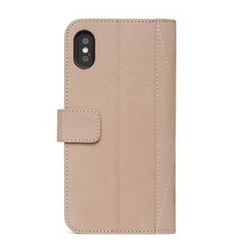 Decoded Decoded   iPhone X/Xs 2-in-1 Leather Wallet Natural   DC-D7IPOXWC5NL