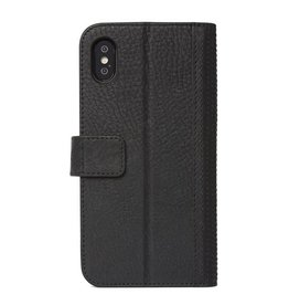 /// Decoded | iPhone X/Xs 2-in-1 Leather Wallet Black | DC-D7IPOXWC5BK