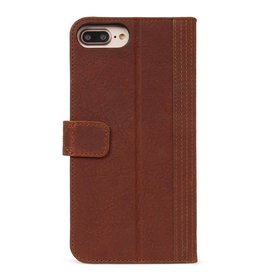 Decoded Decoded   iPhone 8/7/6/6s+ 2-in-1 Leather Wallet - Cinnamon Brown   DC-D6IPO7PLWC4CBN
