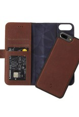 Decoded | iPhone 8/7/6/6s+ 2-in-1 Leather Wallet - Cinnamon Brown | DC-D6IPO7PLWC4CBN