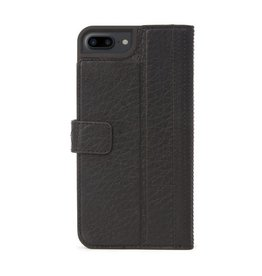 Decoded Decoded   iPhone 8/7/6/6s+ Leather Wallet Case Black No Magnet   DC-DA6IPO7PLCW3BK