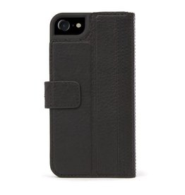Decoded Decoded Leather Wallet Case for iPhone 8/7/6s/6 - Black No Magnet DC-DA6IPO7CW3BK
