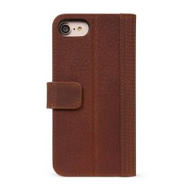 Decoded Decoded   iPhone 8/7/6/6s 2-in-1 Leather Wallet Brown   DC-D6IPO7WC4CBN