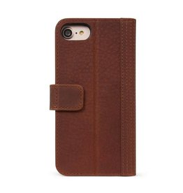 Decoded Decoded | iPhone 8/7/6/6s 2-in-1 Leather Wallet Brown | DC-D6IPO7WC4CBN