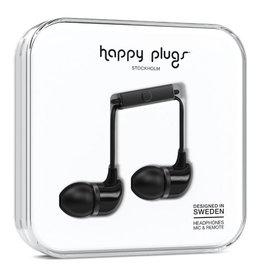 Happy Plugs Happy Plugs | In-Ear Black BT Headphones | 14151VRP