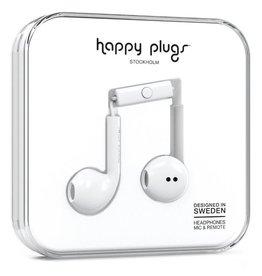 Happy Plugs Happy Plugs | White BT Headphones | 14157VRP