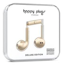 Happy Plugs Happy Plugs Matte Gold BT Deluxe headphones -14799VRP