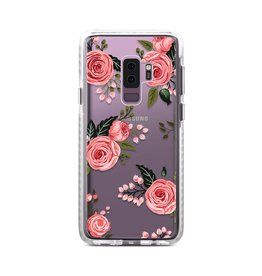 Casetify Casetify | Samsung Galaxy S9+ Impact Case Pink Floral Roses | 120-0948