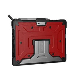 UAG Microsoft Surface Go UAG Red/Black (Magma) Metropolis Series case 15-03443