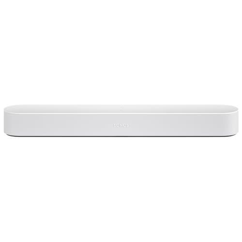 Sonos SONOS | Smart Compact Soundbar (with Amazon Alexa) White | BEAM1US1