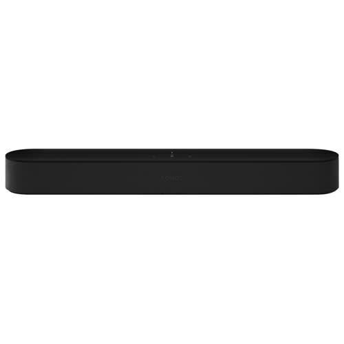 Sonos SONOS | Smart Compact Soundbar (With Amazon Alexa) Black | BEAM1US1BLK
