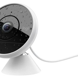 Logitech Logitech Circle 2 Wired Indoor/Outdoor Camera - 1SPO961000415