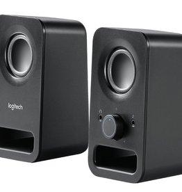 Logitech Logitech Z150 M-media Speaker Black - 980-000802