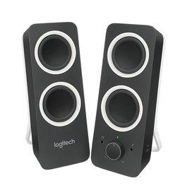 Logitech Logitech Z200 Multimedia Speaker System - 980-000800