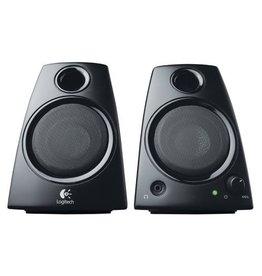 Logitech Logitech Z130 2.0 PC Speakers Multimedia - 980-000417