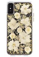 Case-Mate /// Case-Mate | iPhone X/Xs Antique White Karat Petals case | 15-02248