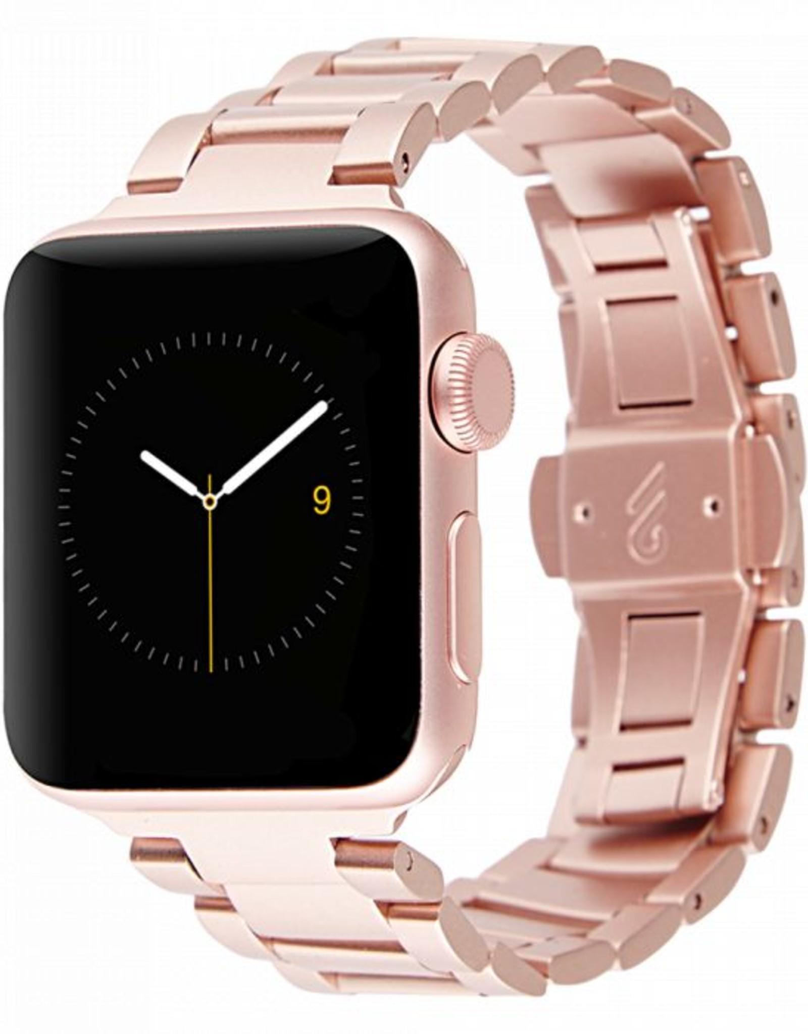 Case-Mate Apple Case-mate Rose Gold Metal Linked Watchband - 38mm 15-02684