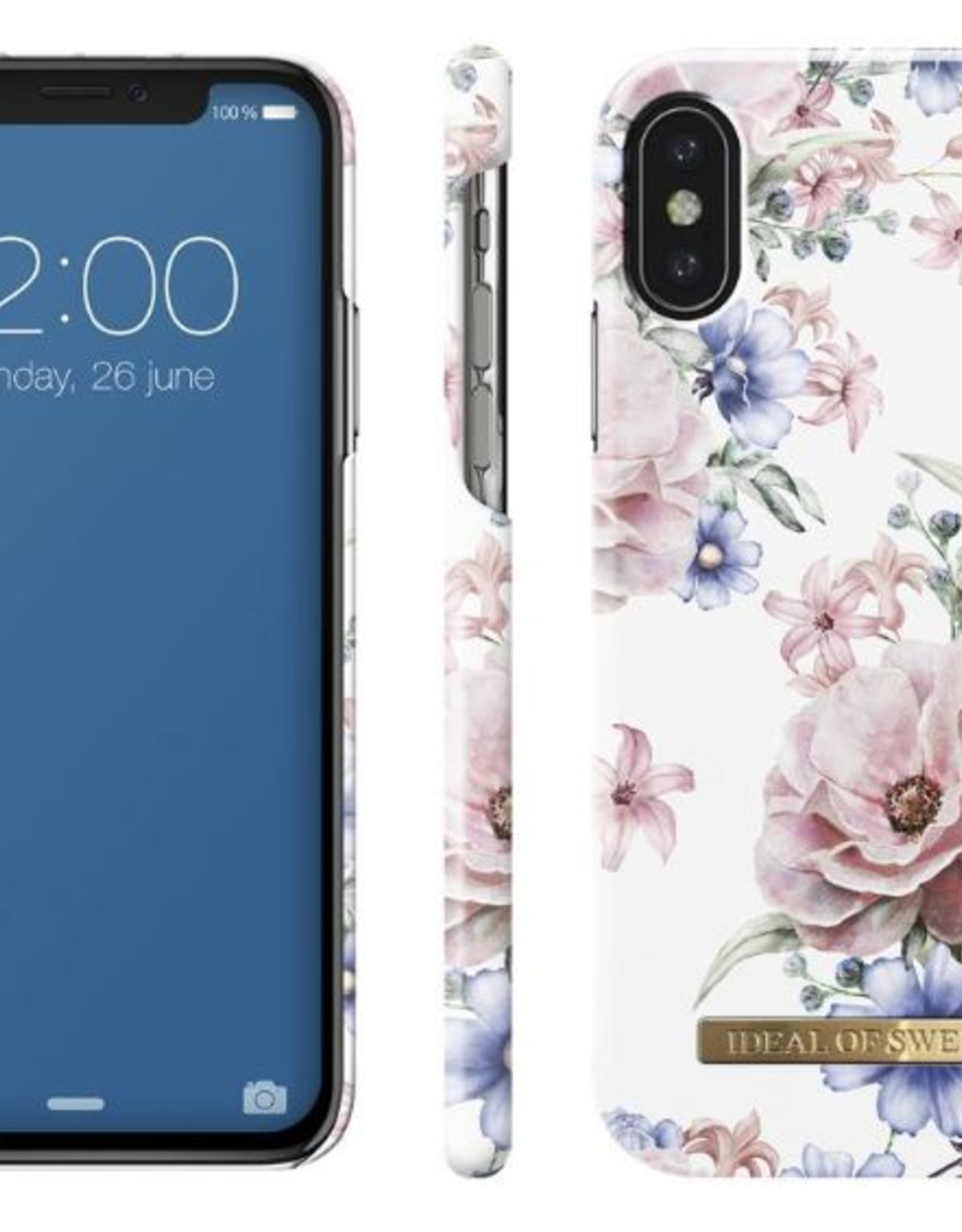 iDeal of Sweden //// iDeal of Sweden iPhone X Floral Romance - 47508