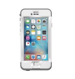 LifeProof LifeProof  | iPhone 6/6s+ White/Grey (Avalanche) Nuud case | 15-00249