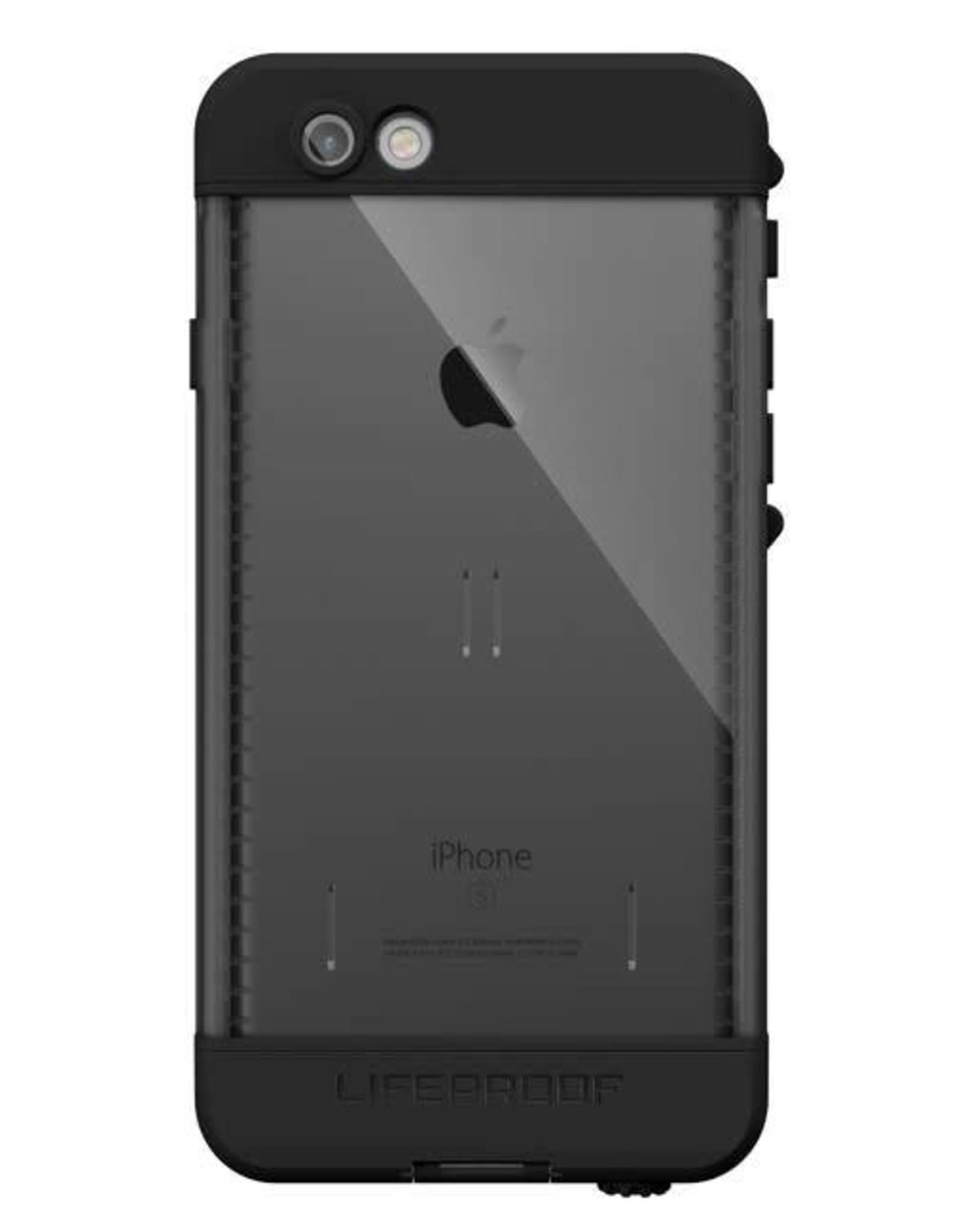 LifeProof LifeProof | iPhone 6/6s+ Nuud Black | 15-00248