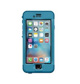 LifeProof iPhone 6S Plus LifeProof Blue/Blue (Cliff Dive) Nuud case 15-00250