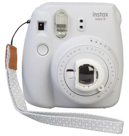 Instax //// Fujifilm Instax Mini 9 Instant Camera - Smokey White 600018151
