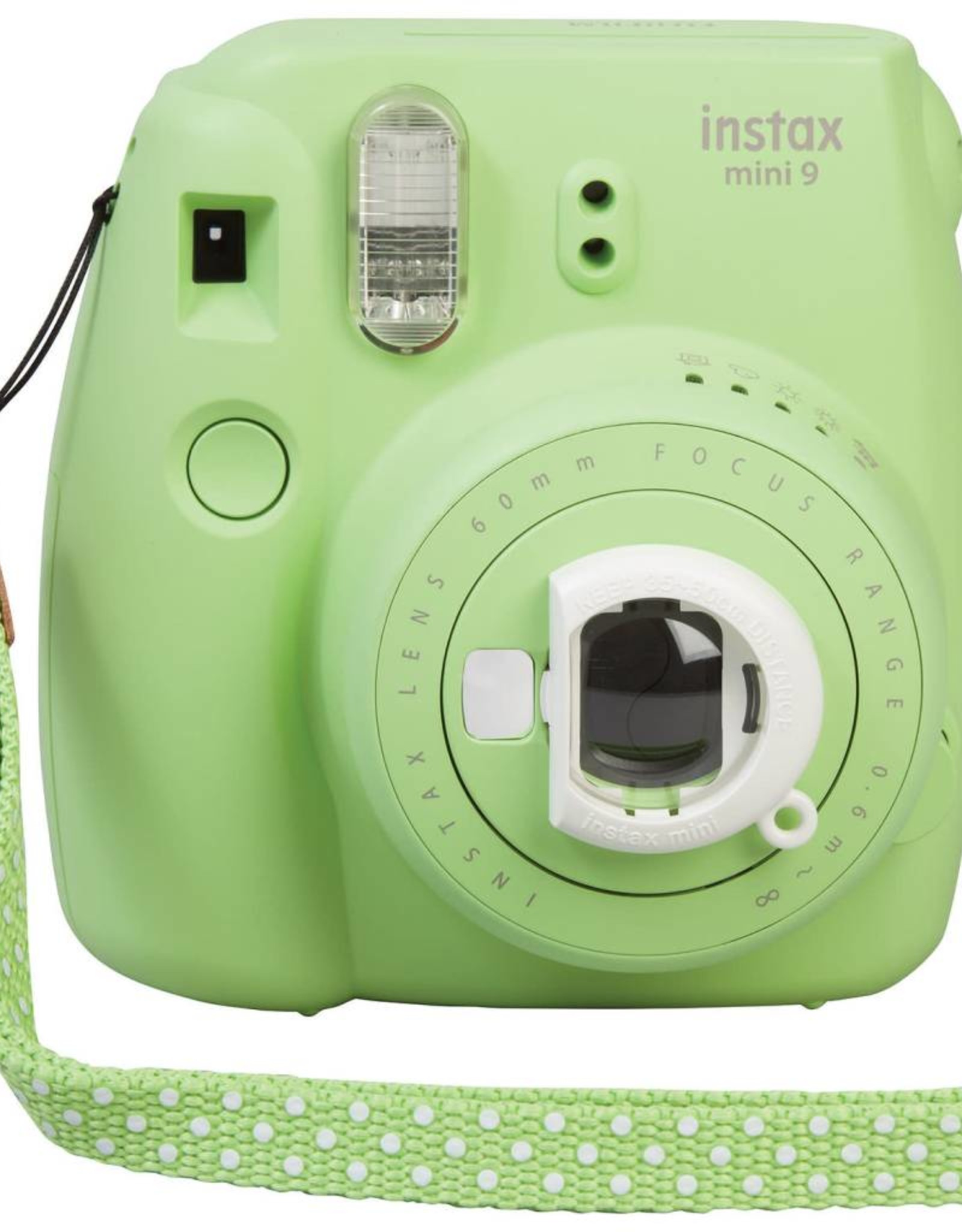 Instax //// Fujifilm Instax Mini 9 Instant Camera - Lime Green 600018154