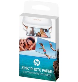 HP HP | Zink 2x3 20 Sheet GLS ADH Photo Media 1AH01A
