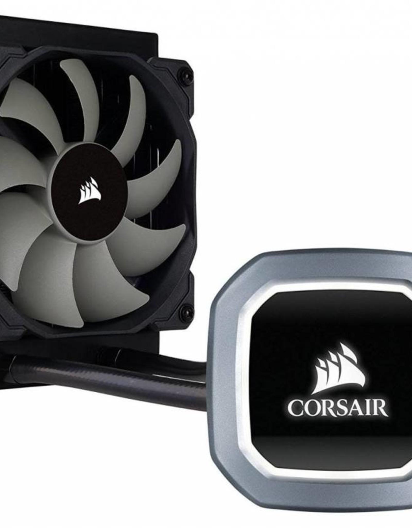 Corsair Corsair Hydro Series H60 (2018) 120mm Liquid CPU Cooler - CW-9060036-WW