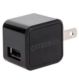 Otterbox OtterBox   Wall Charger Single USB 2.4A Black  101-1369