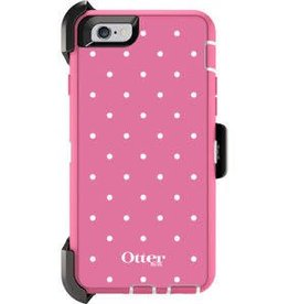 Otterbox /// OtterBox | iPhone 6/6s White/Pink Defender | 15-00172