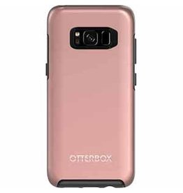 Otterbox Otterbox | Samsung Galaxy S8 Pink Gold Symmetry Metallic Series case | 15-01532