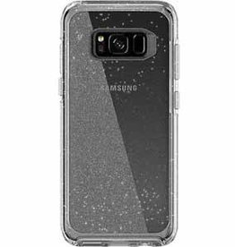 Otterbox OtterBox - Symmetry Protective Case Clear Stardust (Silver Flakes) for Samsung Galaxy S8 112-8972