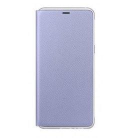 Samsung Samsung   Samsung Galaxy A8 (2018) Neon Flip Cover Folio Case Orchid Grey   120-0304