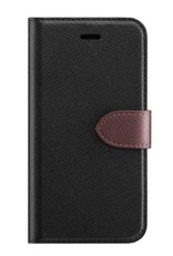 Blu Element Blu Element | Huawei P10 Lite | Blu Element 2 in 1 Folio Black/Brown - 112-9292