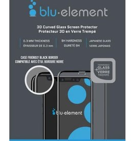 Blu Element Blu Element | iPhone X | 3D Screen Protector Tempered Glass - 118-1869