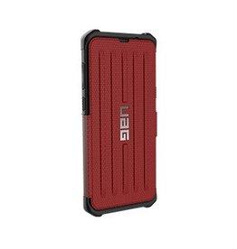 UAG UAG | Samsung Galaxy S8 Plus Magma/Black Metropolis Series Folio case | 15-01594